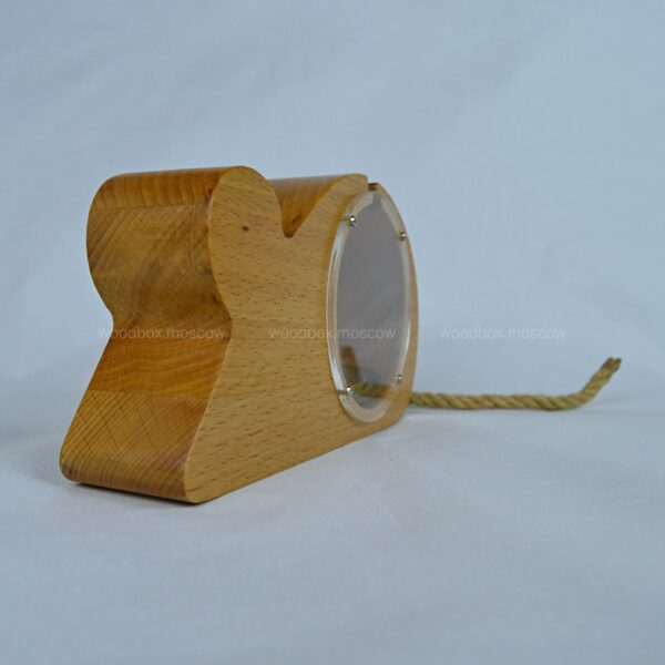 купить деревянную копилку