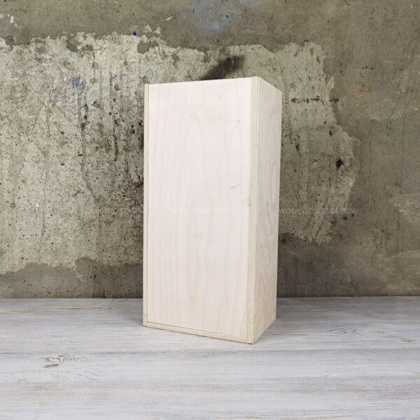 фанерный пенал для подарподарочная деревянная упаковка