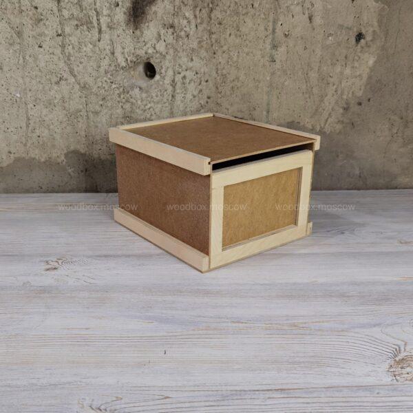 посылочный ящик из оргалита