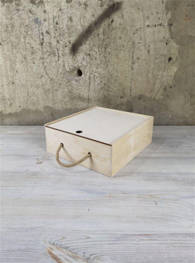пенал деревянный для подарка