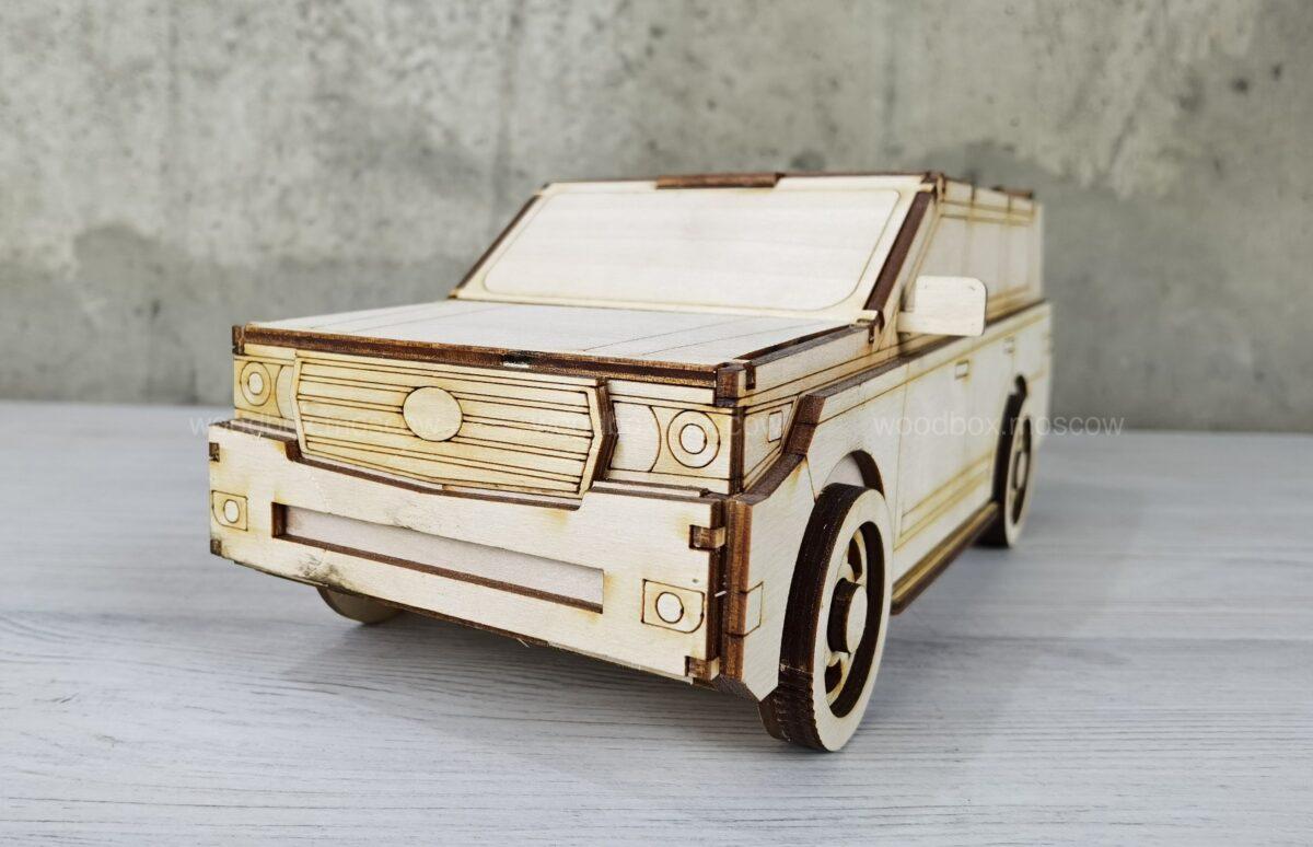 деревянный автомобиль купить