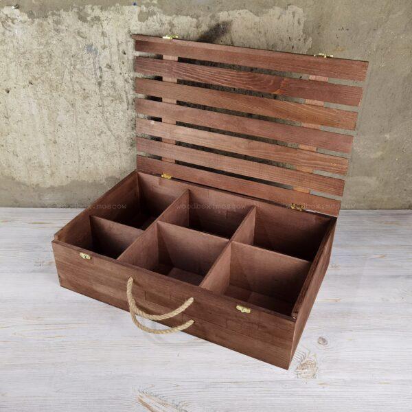 Производство деревянных ящиков на заказ